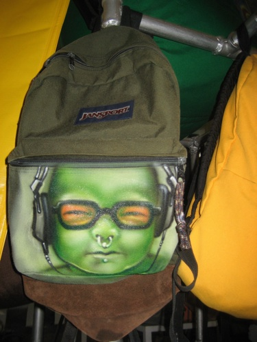 Jansports backpack