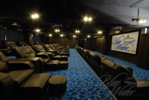 spa movie theater