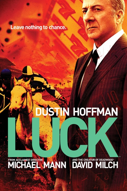 New HBO Original Series LUCK premieres February 20 in the Philippines @hboasia