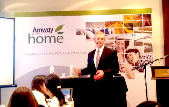 Sustaining life: The revitalized Amway Home line